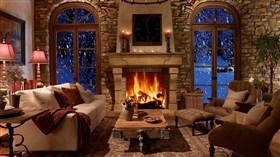 Falling_Snow_Cozy_Fireplace