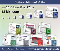 Notizen - Microsoft Office